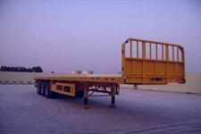大力士牌FTW9400TP型平板式半挂车图片