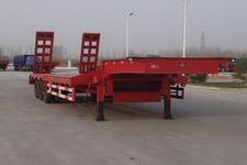 万事达牌SDW9400TDP型低平板运输半挂车