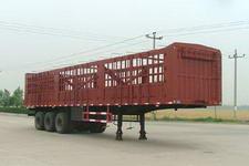 冀川骆驼牌JCT9400CLX型仓栅式半挂运输车图片