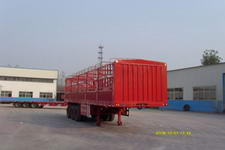 陆锋11米21吨3轴仓栅式运输半挂车(LST9282CXY)