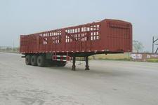 冀川骆驼牌JCT9390CLX型仓栅式半挂运输车图片