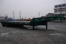 中商汽车15米20吨4轴低平板半挂车(ZL9350TDP)
