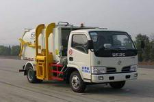 九通牌KR5051ZYS型压缩式垃圾车图片