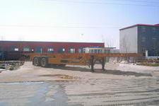 华星牌CCG9352TJZ型集装箱运输半挂车