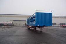 昌骅12.8米5吨1轴车辆运输半挂车(HCH9100TCL)