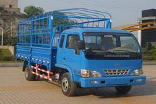 长安跨越国三单桥仓栅式运输车98-103马力5吨以下(SC5050CHW31)
