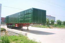 华星牌CCG9370X型厢式运输半挂车