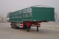 万事达牌SDW9400CLXYD型仓栅式运输半挂车图片