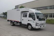 五十铃牌NKR77PLLWCJAXS型厢式货车图片
