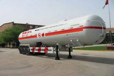 安瑞科13米1.8吨3轴永久气体运输半挂车(HGJ9350GZQ)