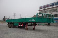 中商汽车9.7米17吨2轴半挂车(ZL9231)