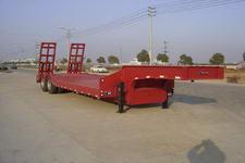 兴扬12.2米10吨2轴低平板半挂车(XYZ9190TDP)