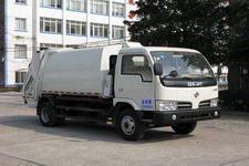 九通牌KR5072ZYS型压缩式垃圾车图片