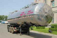 建成牌JC9401GYS型半挂液态食品运输车图片