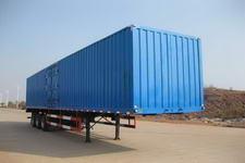 赣运14.6米31.5吨3轴厢式运输半挂车(JXG9400XXY)