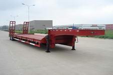 金皖16米30吨4轴低平板半挂车(LXQ9401TDP)