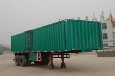 祥力10米17吨2轴厢式运输半挂车(XLZ9230XXY)