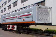 安瑞科12.4米3.3吨2轴高压气体运输半挂车(HGJ9340GGQ)