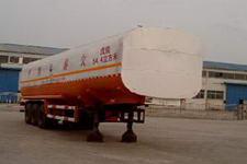 通亚达牌CTY9402GHY型化工液体运输半挂车图片