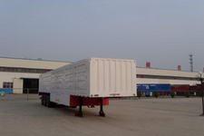 陆锋14.6米31.5吨3轴厢式运输半挂车(LST9402XXY)