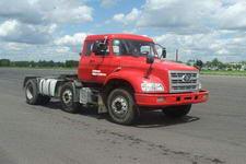 解放牌CA4252K2R5T3E型长头柴油半挂牵引汽车图片