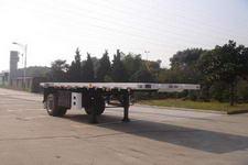 中集6.7米10吨1轴半挂车(ZJV9130JPTH)
