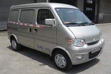 长安牌SC5025XXYA4Y型厢式运输车