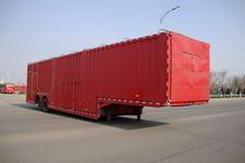 劳安13.6米9吨2轴车辆运输半挂车(LR9201TCL)