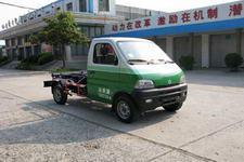 九通牌KR5023ZXX型车厢可卸式垃圾车图片