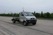 九通牌KR5030ZXX型车厢可卸式垃圾车图片