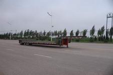 中集13米11.5噸1軸低平板運輸半掛車(ZJV9150TDPYK)