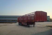 万事达牌SDW9400CCYD型仓栅式运输半挂车