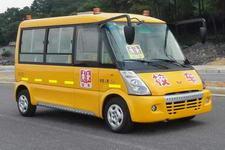 山東濟寧濟南菏澤五菱牌GL6482XQ型小學生校車