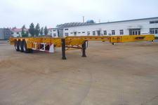 解放牌CA9400TJZA70型集装箱运输半挂车图片