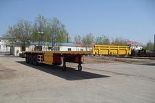 华星牌CCG9400TPB型平板运输半挂车