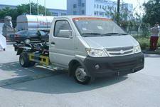 楚飞牌CLQ5020ZXX3SC型车厢可卸式垃圾车