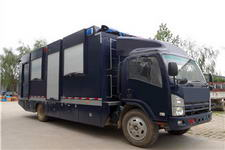 昌盛牌BCS5100XZJ型治安检查车图片
