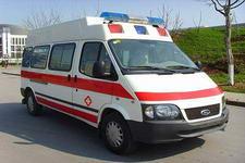 金陵牌JLY5030XJH4-M型救护车