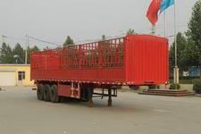 三威牌WQY9400CCY型仓栅式运输半挂车