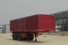 三威牌WQY9402XXYZ型厢式运输半挂车