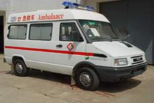 金陵牌JLY5044XJH31型救护车