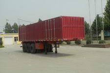 三威牌WQY9401XXYZ型厢式运输半挂车