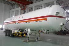 中油通用牌QZY9400GDY型低温液体运输半挂车