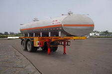 凤凰7.6米15吨2轴化工液体运输半挂车(FXC9202GHY)