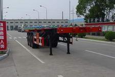 凤凰牌FXC9401TJZ型集装箱半挂车图片