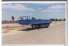 青特8.6米10吨1轴半挂车(QDT9131)