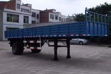 楚风8.3米10吨1轴半挂车(HQG9130)