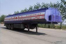 福田牌BJ9405NCG7B型化工液体运输半挂车图片