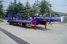 金鸽牌YZT9190TDPA1型低平板专用半挂车图片