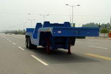 华骏10米15吨2轴铁水运输半挂车(ZCZ9260TTS)
